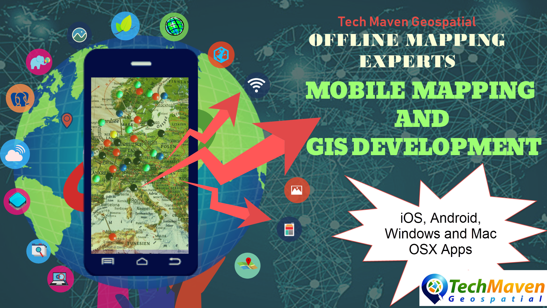 Mobile Mapping/GIS Development