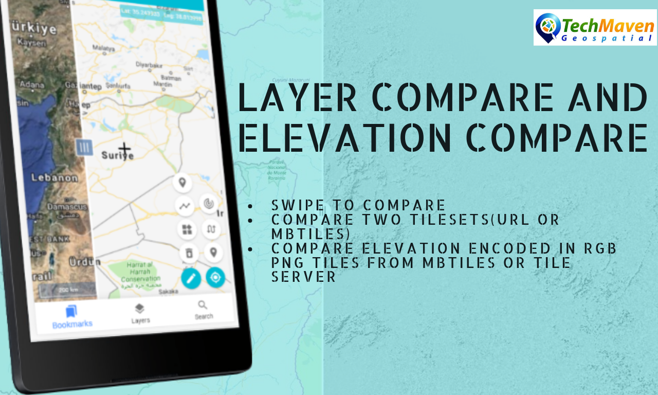 Layer Compare and Elevation Compare