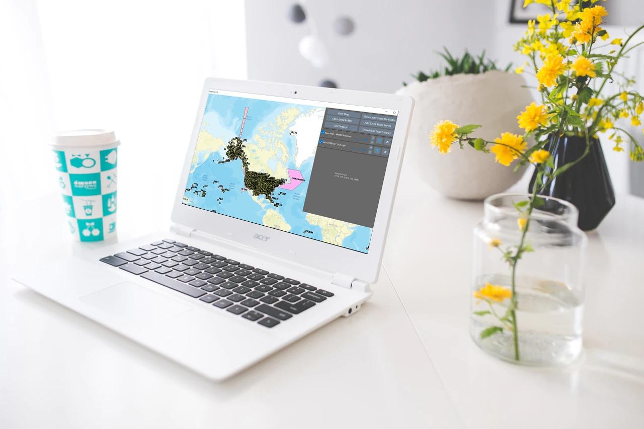 Map Data Explorer