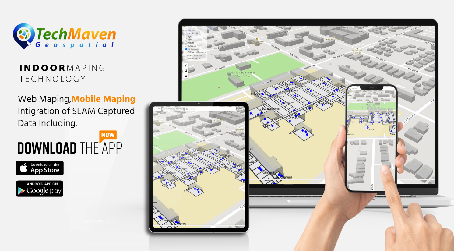Indoor Mapping Solutions